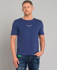 T-shirt z grafiką skarabeusza