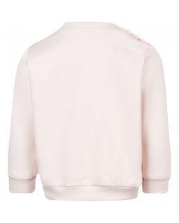 Różowa bluza 0-3 lata