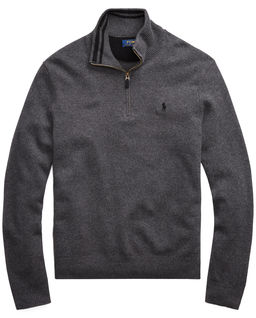 Sweter z domieszką kaszmiru