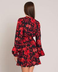 Sukienka w kwiaty Malvi