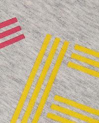 Bawełniane legginsy z logo 2-8 lat