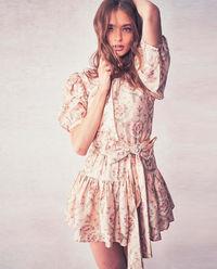Jedwabna sukienka Pearla