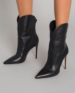 Kožené botky Esther