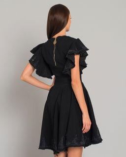 Sukienka kloszowana mini