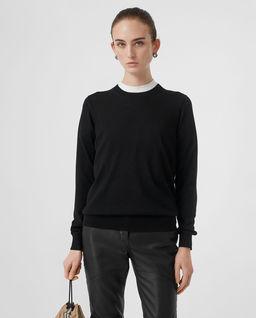 Sweter z wełny merynosowej