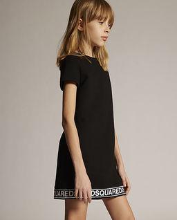 Czarna sukienka 4-16 lat