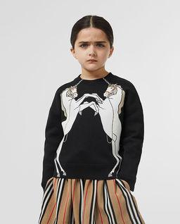 Bluza z nadrukiem 4-12 lat