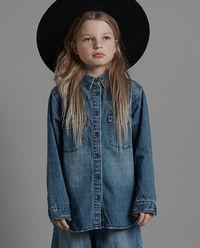 Jeansowa koszula Ranch