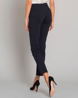 Biznesowe spodnie wyszczuplające