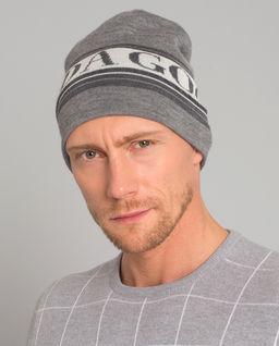 Wełniana czapka z logo