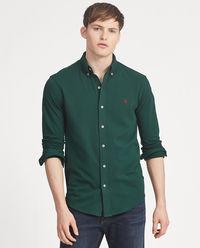 Zielona koszula Mesh