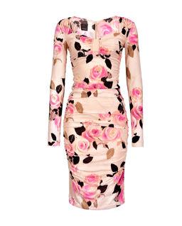 Sukienka w kwiaty Traballare