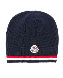 Wełniana czapka
