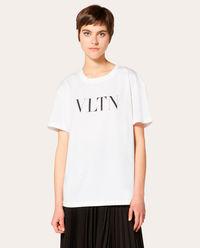 Biały t-shirt VLTN