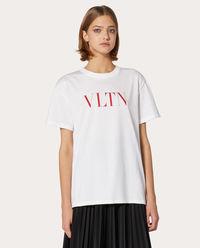 Biała koszulka VLTN