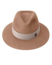 Beżowy kapelusz Rico