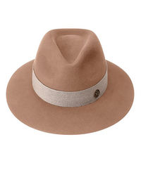 Béžový klobouk Rico
