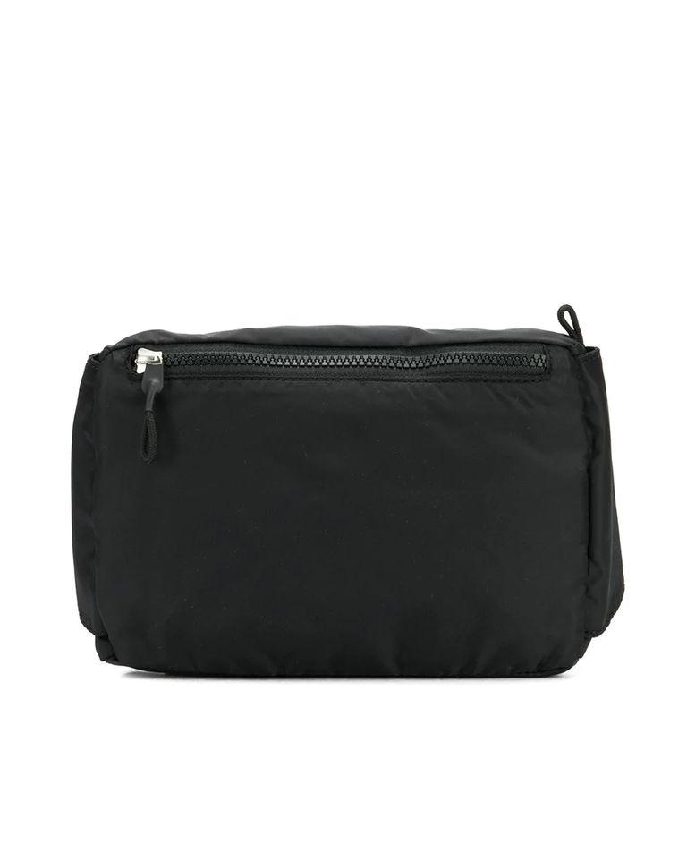 Czarna torba na pas