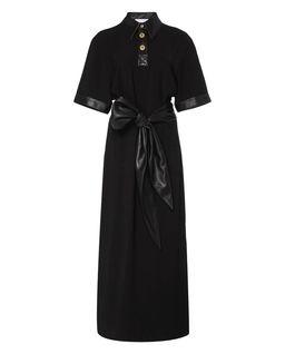 Wełniana sukienka Leila