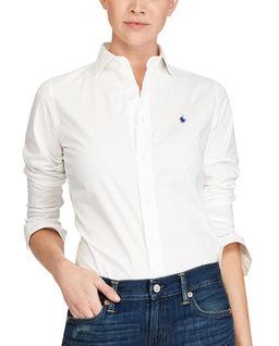 Bílá košile Slim Fit