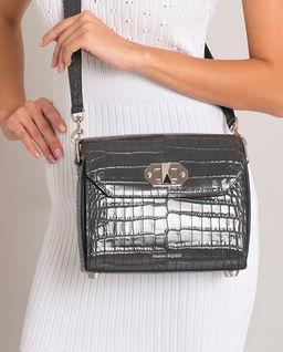 Skórzana torebka BOX BAG