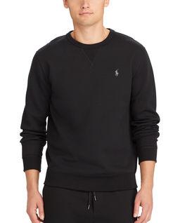 Czarna bluza z bawełny