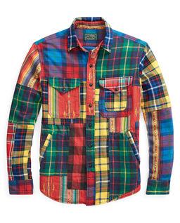 Patchworkowa koszula