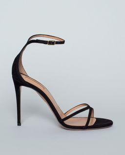 Sandały na szpilce Purist