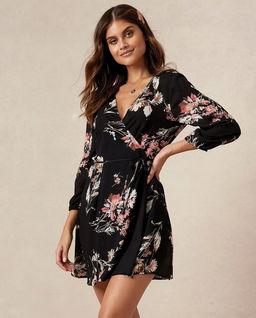 Sukienka w kwiaty Brinley
