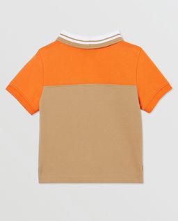 Bawełniana koszulka polo 0-2 lat