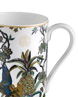 Kubek z porcelany Flowers