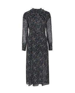 Sukienka z jedwabiu Vivans