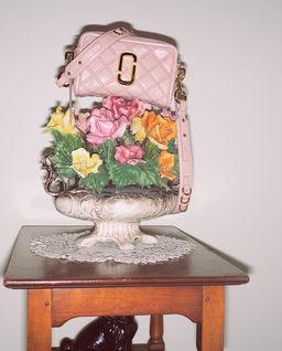 Pikowana torebka Softshot 21