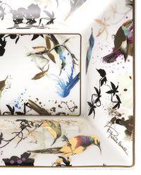 Porcelanowa taca Garden Birds