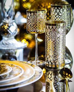 Zestaw dwóch szklanek Marrakech