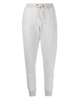Szare spodnie dresowe