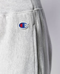 Šedé teplákové kalhoty