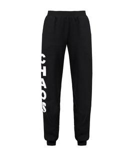 Spodnie dresowe z logo Chaos