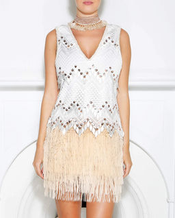 Koronkowa sukienka Everlast