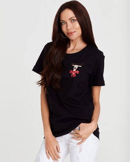 Świąteczny t-shirt Anda