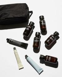 Zestaw podróżny z kosmetyczką