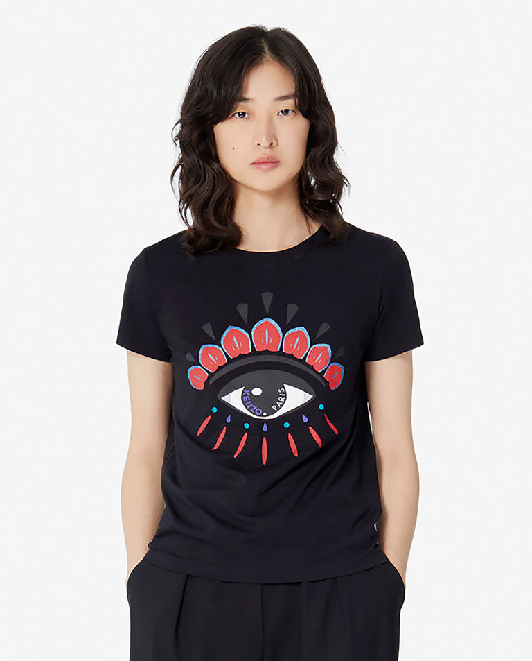 T-shirt z okiem Holiday Capsule