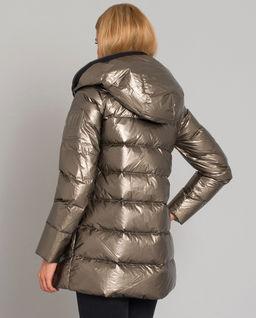 Metaliczna kurtka Jade