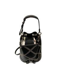 Czarna torebka VARA