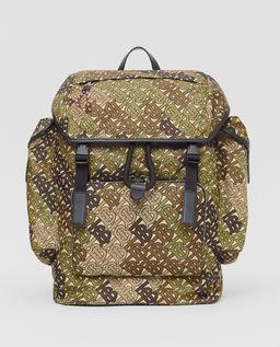 Nylonowy plecak z monogramem