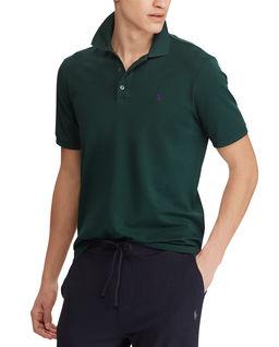 Zielona koszulka Slim Fit