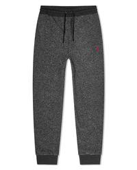 Ciemnoszare spodnie dresowe