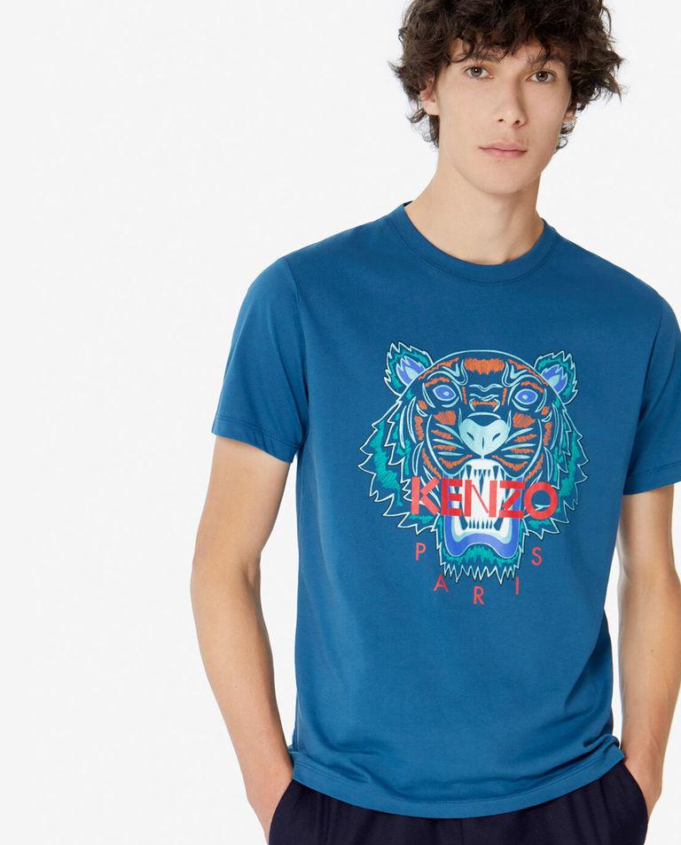 T-shirt z tygrysem Holiday Capsule
