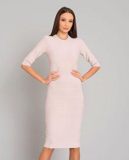 Bandażowa sukienka midi