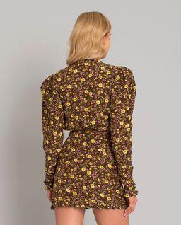 Sukienka w kwiaty Sewilla